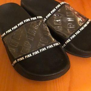 PINK sandels
